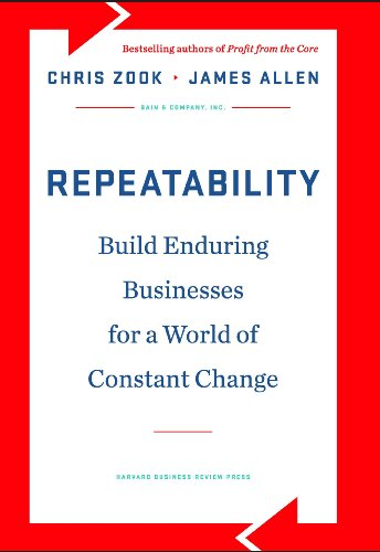 Repeatability: DoD Innovation in a World of Constant Change