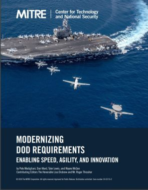 Modernizing DOD Requirements System
