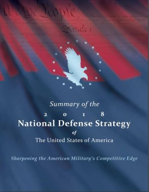 national defense strategy cover